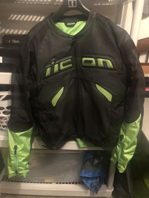 Icon Sanctuary motorcycle jacket for Sale in Bridgeport, PA