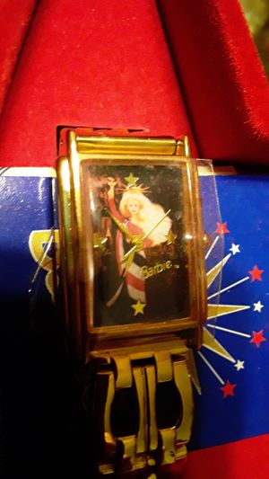 Barbie statue of liberty watch never opened for Sale in Las Vegas, NV