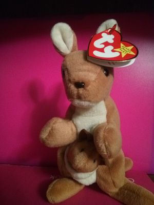 "Ty Beanie Baby"" Pouch"" 1996 for Sale in North Charleston, SC"