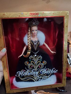 2006 holiday barbie for Sale in Gig Harbor, WA