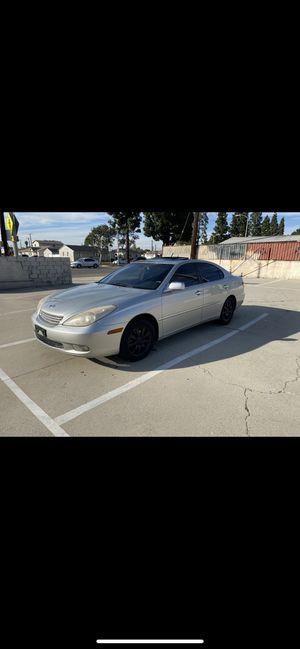 2004 Lexus ES330 for Sale in Compton, CA