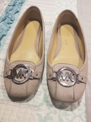 Michael Kors flats size 8 or 8 1/2 for Sale in San Jose, CA