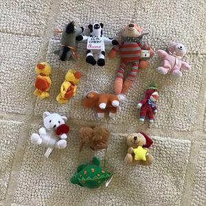 Mini Stuffed Animals for Sale in Goodyear, AZ