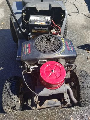 Riding Mower Tractor Kohler 18HP Twin for Sale in Wakefield, MA