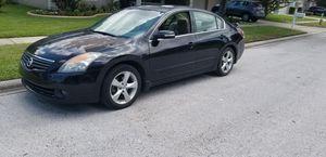 2009 Nissan Altima 3.5l sl, cold ac for Sale in Tampa, FL