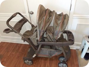 Double Stroller for Sale in College Park, GA