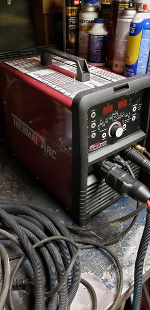 Thermal arc 186 tig welder for Sale in Port Orchard, WA