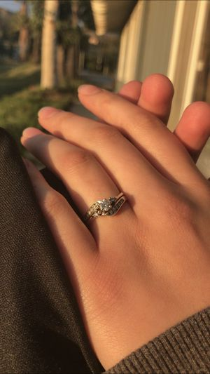 Engagement Ring and Wedding Ring for Sale in Moreno Valley, CA
