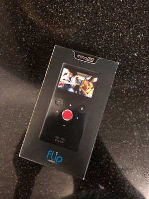 Flip Video Camera for Sale in Chevy Chase, MD
