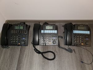 Panasonic 4-Line Office Telephone with Speaker Phone for Sale in Northbrook, IL