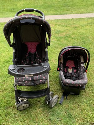 Graco kids travel system for Sale in Issaquah, WA