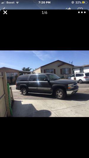 Chevrolet suburban for Sale in Garden Grove, CA