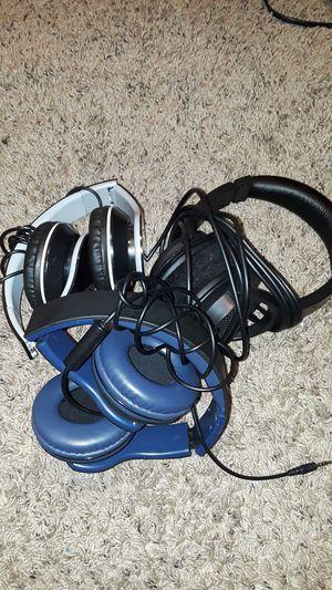 Studio headphones for Sale in Beltsville, MD