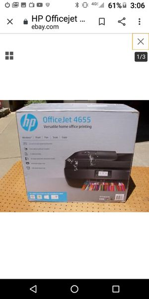 How office jet printer Bluetooth, internet etc for Sale in St. Louis, MO