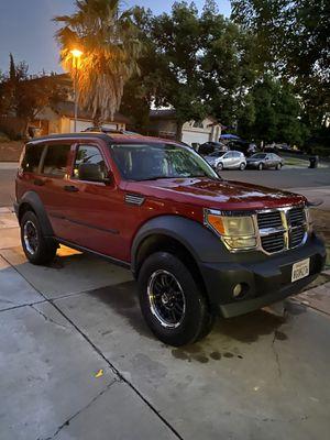 2007 Dodge Nitro for Sale in Sacramento, CA