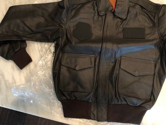 New Leather Air Force A-2 Jacket for Sale in Thompson's Station,  TN