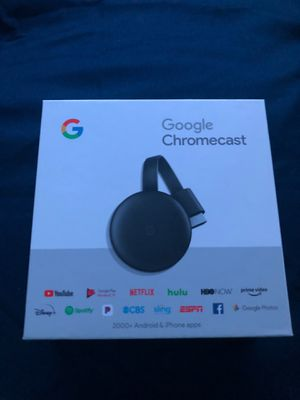 Google Chromecast for Sale in Chula Vista, CA