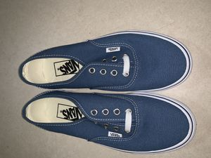 Size 7 Limited edition women's authentic vans for Sale in Seattle, WA