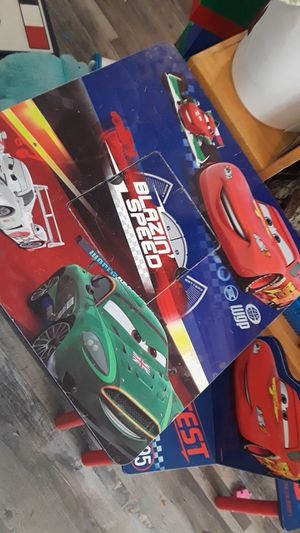 cars pixar table for Sale in Garland, TX