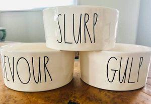 NEW Artist Potter Rae Dunn Bowls $20 each for Sale in Irvine, CA
