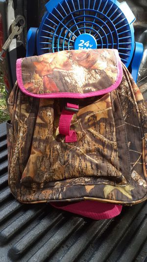 Camo small backpack for Sale in Prospect, VA