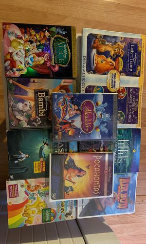 DVD Disney Movies for Sale in San Fernando, CA