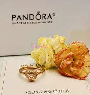Pandora Rose Love Ring Size 6 for Sale in Los Angeles, CA