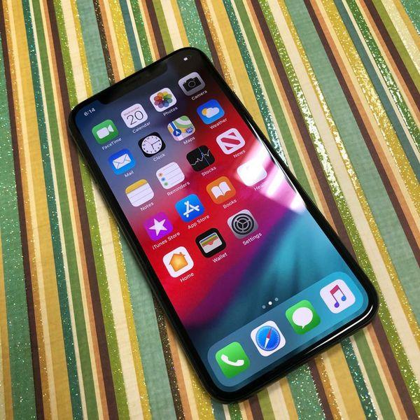 Apple iPhone X T-Mobile MetroPCS 256GB