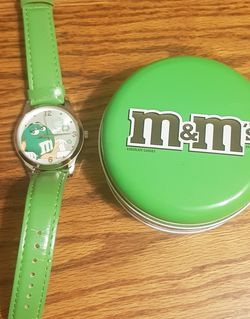 2008 Green M&M Watch for Sale in St. Helens,  OR
