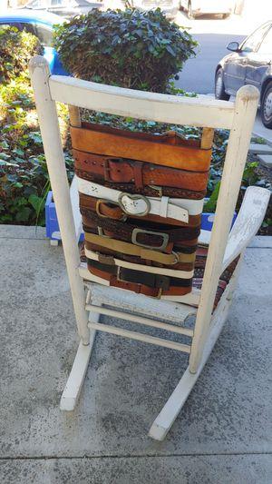 VINTAGE belt rocker in San Clemente for Sale in San Clemente, CA