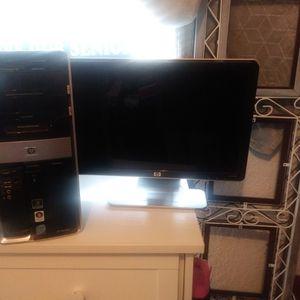 Hp Dest Top Computer for Sale in San Antonio, TX