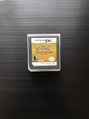 Pokemon HeartGold (Nintendo DS, 2010) Tested, Working, Great Gift! for Sale in Pembroke Pines, FL