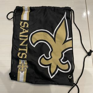 Saints Drawstring Bag for Sale in Pompano Beach, FL