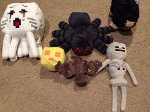 Minecraft Stuffed Animal Toys for Sale in Kirkland, WA