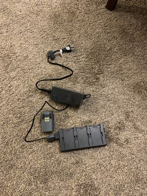 DJI Spark Charging Hub with Drone Battery Included for Sale in Denver, CO