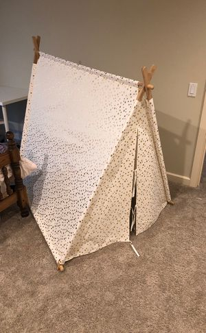 Tent with gold stars for Sale in Issaquah, WA