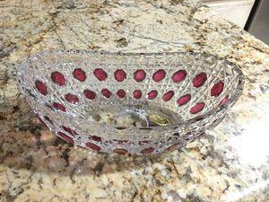 Lead Crystal Bowl for Sale in Huntington Beach, CA