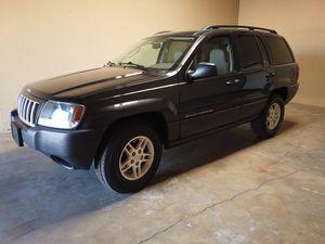 2004 Jeep Grand Cherokee Laredo for Sale in Modesto, CA
