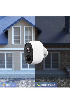 NEW Security Camera (Waterproof, WiFi) for Sale in Temple Hills, MD