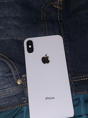 iPhone X white unlock for Sale in Los Angeles, CA
