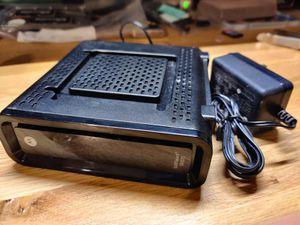 Used Motorola SB6121 4x4 DOCSIS 3.0 Modem for Sale in Sunnyvale, CA