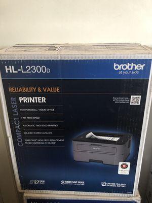 Brother HL-L2300D Laserjet Printer for Sale in Allentown, PA