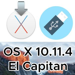 Mac OS X 10.11 El Capitan Bootable USB Installer Drive for Sale in Luray, VA
