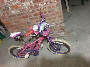 Girl kid bike for Sale in Jersey City, NJ
