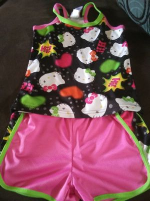 Hello kitty girls 7/8 outfit for Sale in Fresno, CA