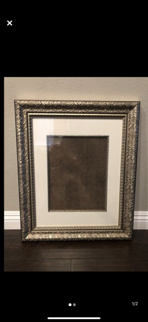 Pewter color frame for Sale in Chino, CA