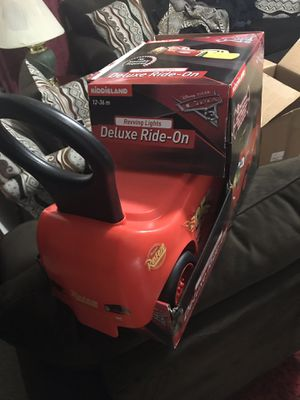 Kids cars3 and Paisicle and New Baby Chair for Sale in West Springfield, MA