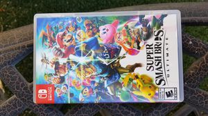 Super Smash Bros Ultimate for Sale in Richmond, CA