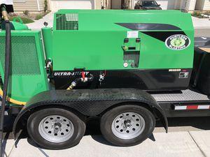 2019 Dustless Blasting DB500 mobile trailer for Sale in Redondo Beach, CA