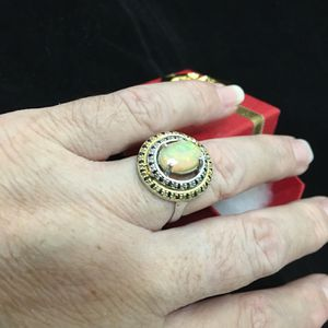 Sterling Silver Ring Opal for Sale in Aliso Viejo, CA